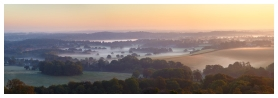 slides/Chantry Mist.jpg storrington,panoramic,clouds,mist,sunrise,chantry hill,west sussex,dawn,day break, autumn Chantry Mist