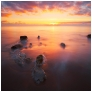 slides/The Perfect Sunset.jpg sunset,birling gap, east sussex,winter,water,tide,etheral,motion,colourfull The Perfect Sunset